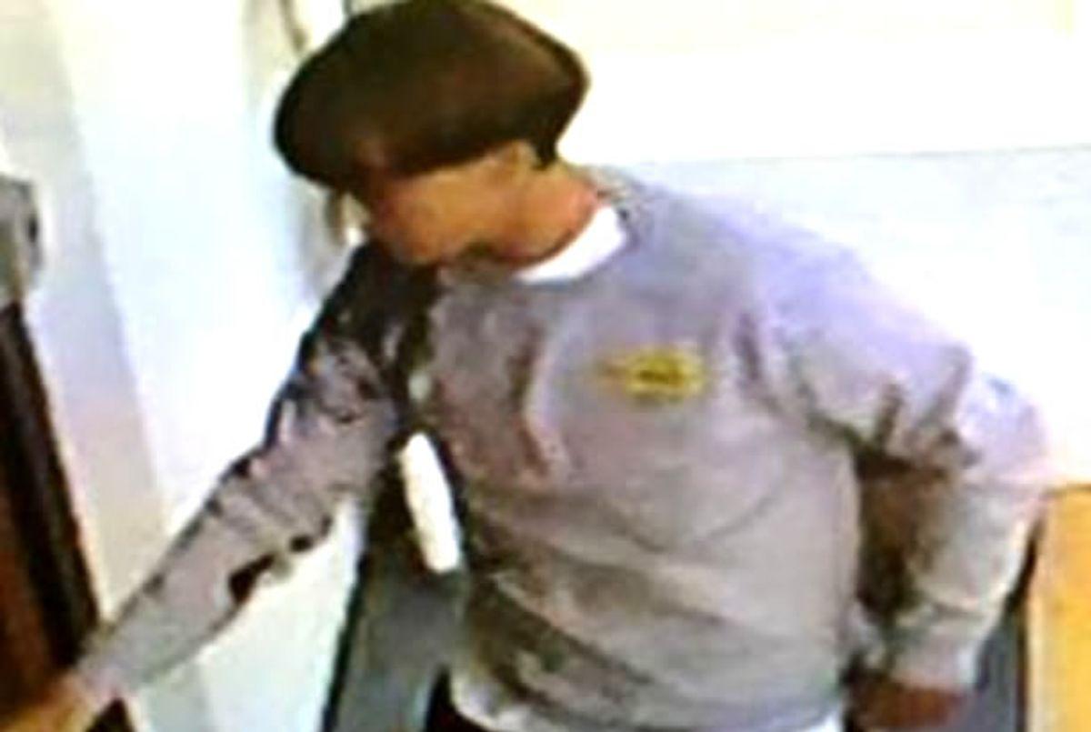 Suspect (Charleston Police Department)