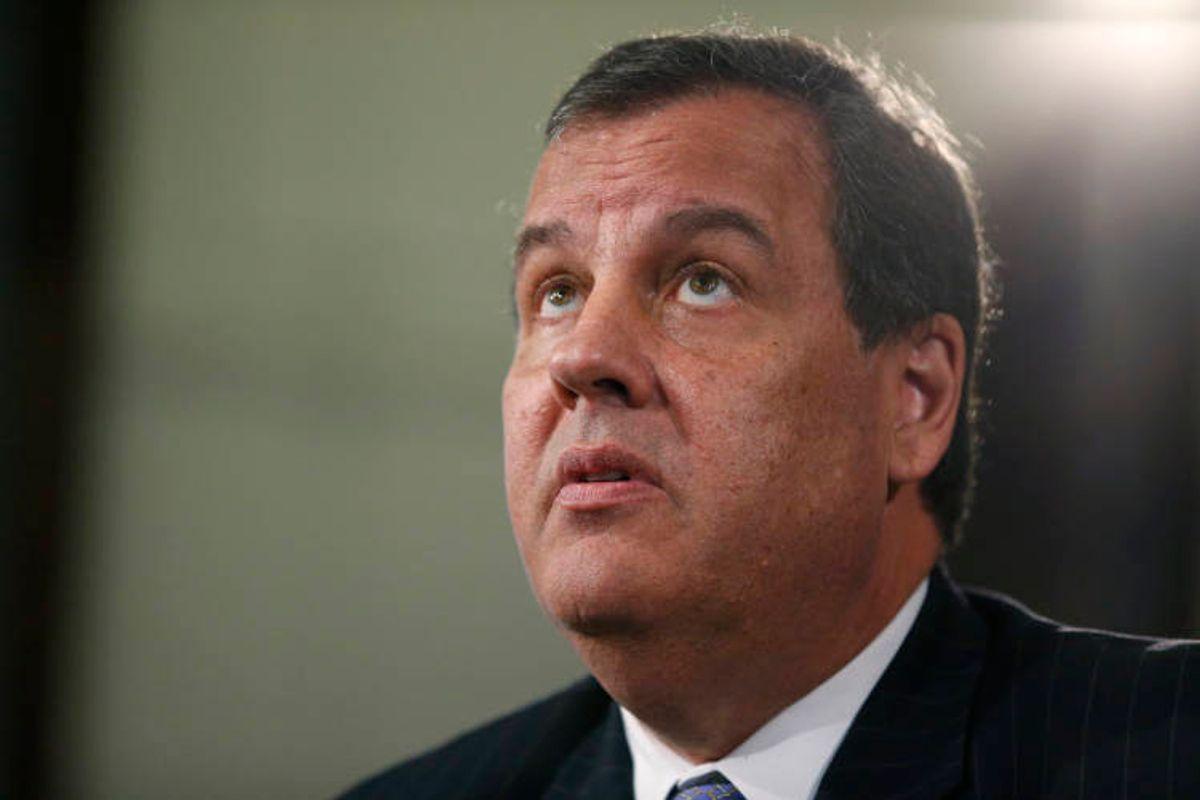 Chris Christie  (AP/Julio Cortez)