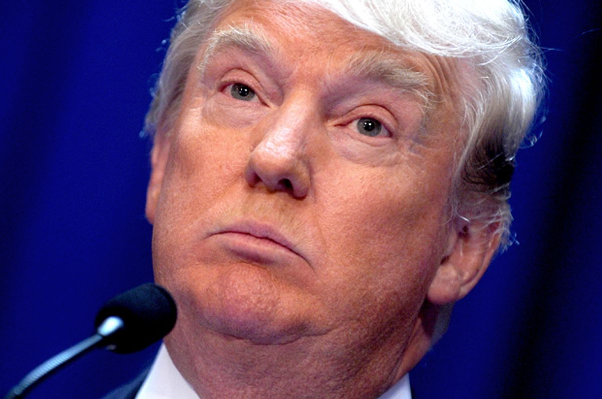 Donald Trump                                                 (AP/Dennis Van Tine)