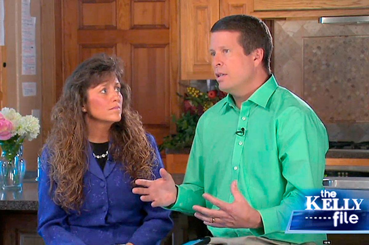 Michelle and Jim Bob Duggar           (Fox News)
