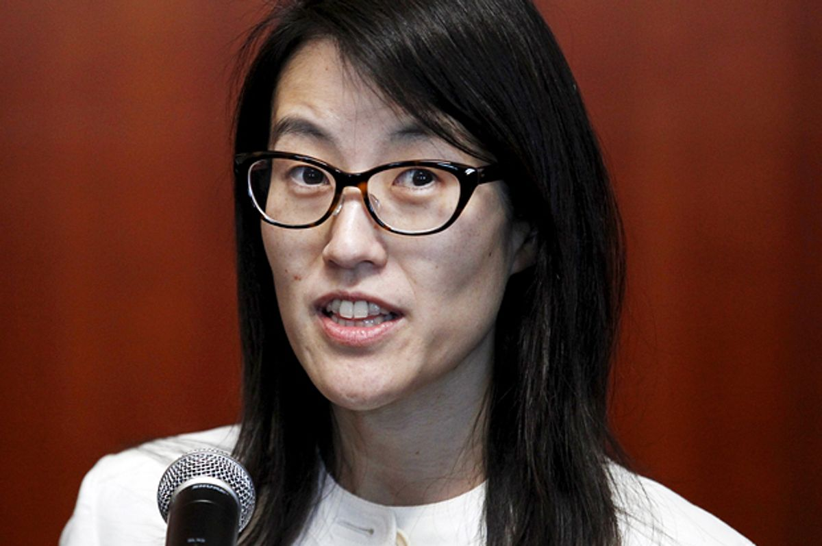 Ellen Pao             (Reuters/Beck Diefenbach)