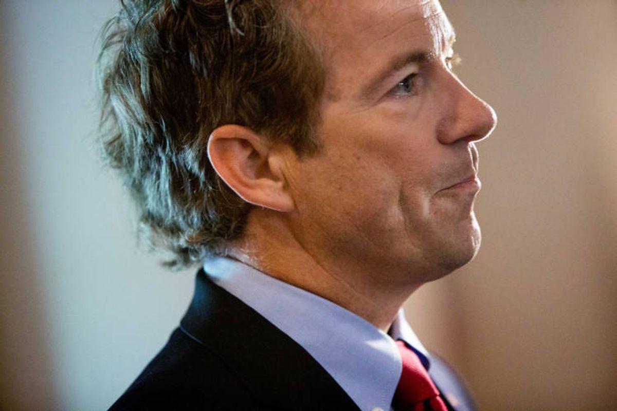 Rand Paul  (AP/Andrew Harnik)