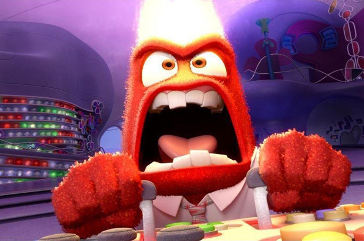 """""""Inside Out""""      (Disney/Pixar)"""