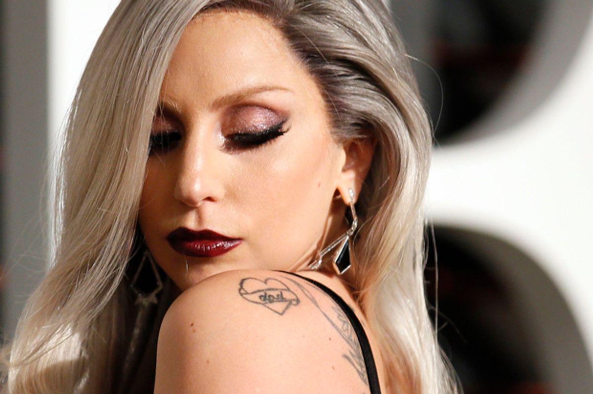 Lady Gaga        (Reuters/Danny Moloshok)