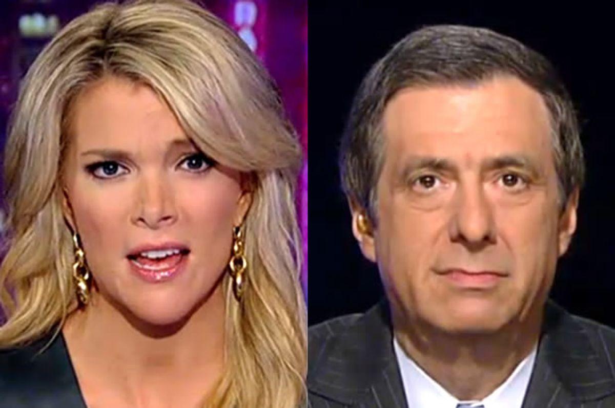 Megyn Kelly, Howard Kurtz (Fox News)