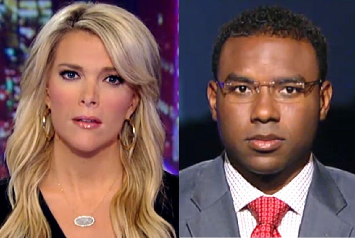 Megyn Kelly, Richard Fowler (Fox News)