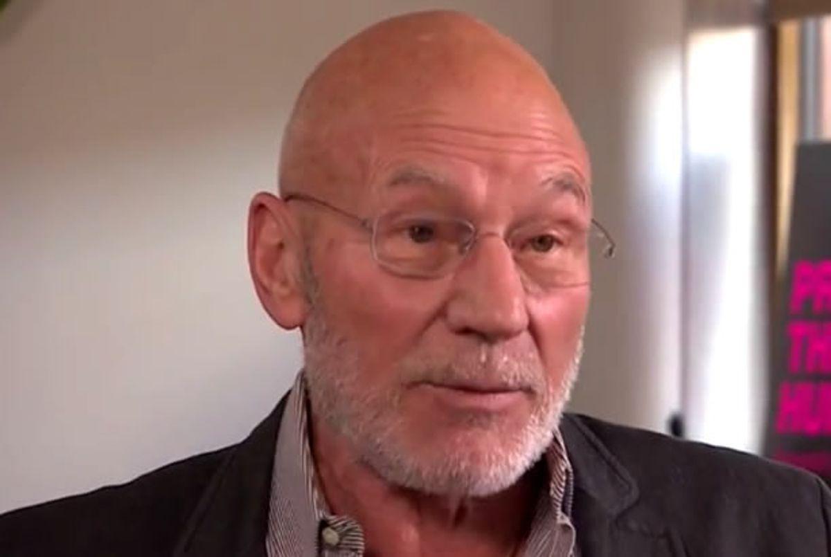 Patrick Stewart (BBC)