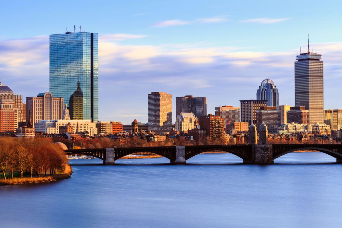 Boston  (Shutterstock/Galiptynutz)