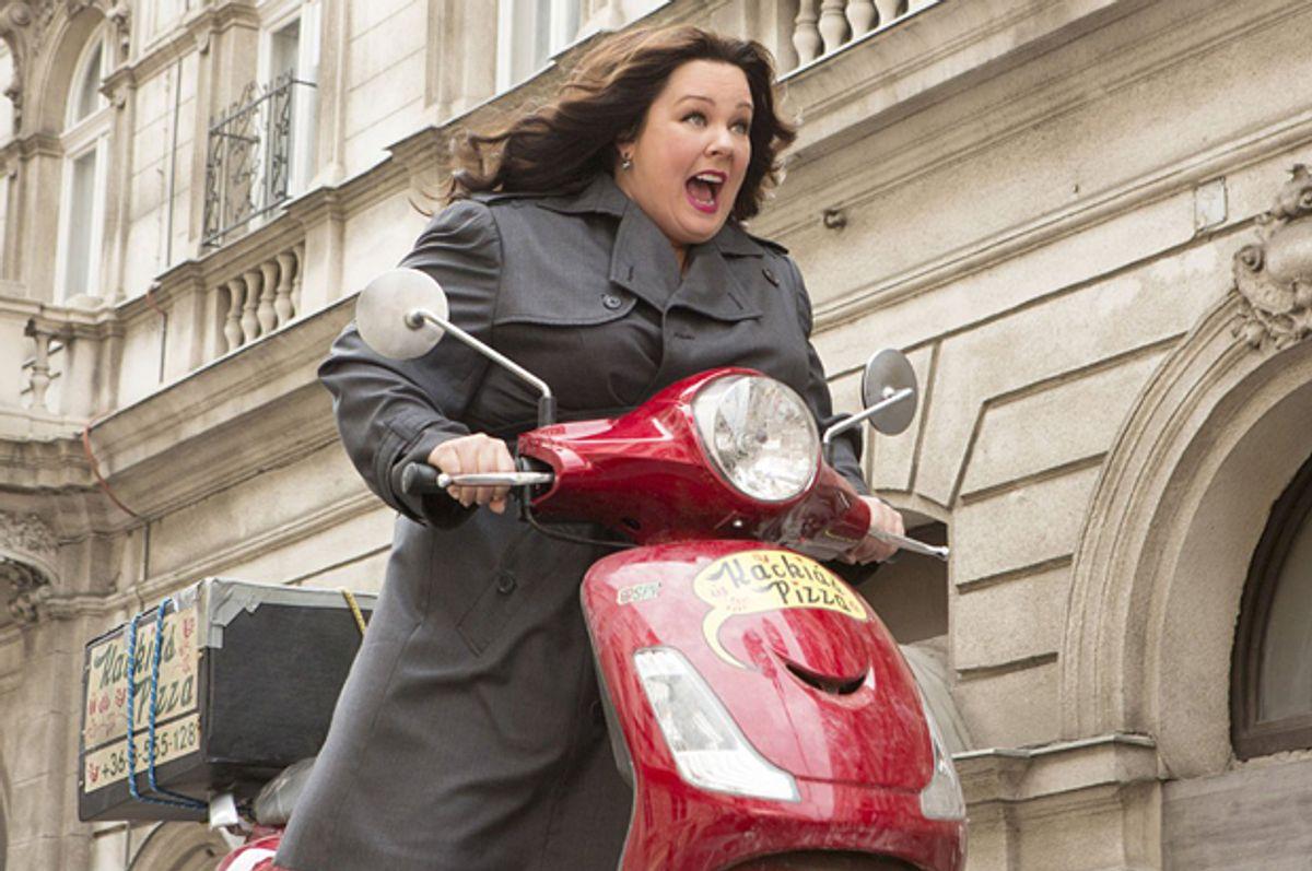 "Melissa McCarthy in ""Spy""      (Twentieth Century Fox)"