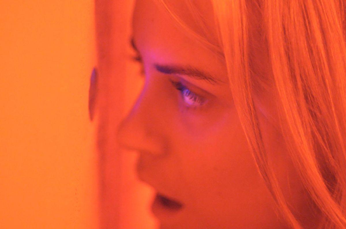 "Taylor Schilling in ""The Overnight""    (Sundance Institute)"