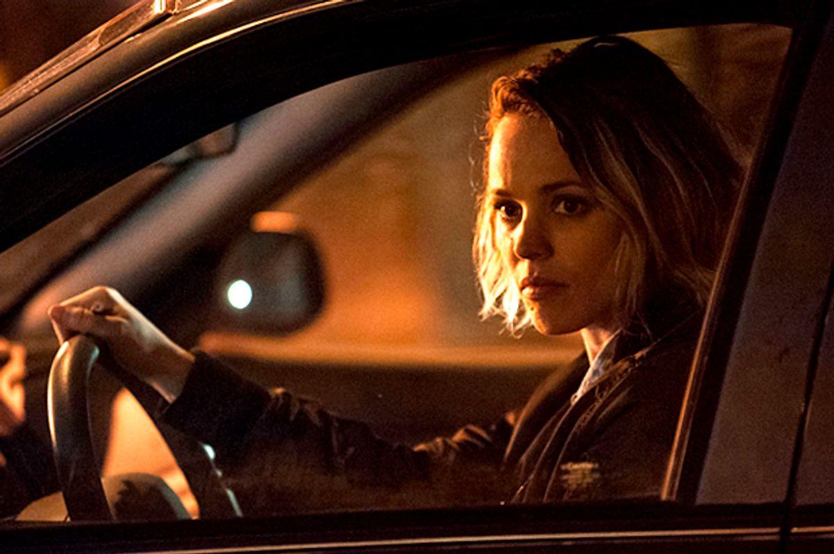 """Rachel McAdams in """"True Detective""""          (HBO/Lacey Terrell)"""