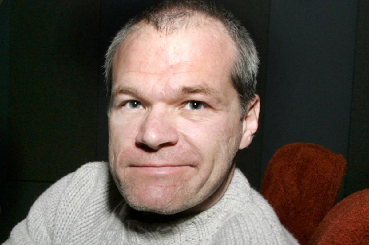Uwe Boll       (Reuters/Mike Cassese)
