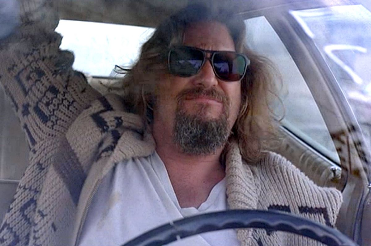 """Jeff Bridges as The Dude, in """"The Big Lebowski""""    (Gramercy Pictures)"""