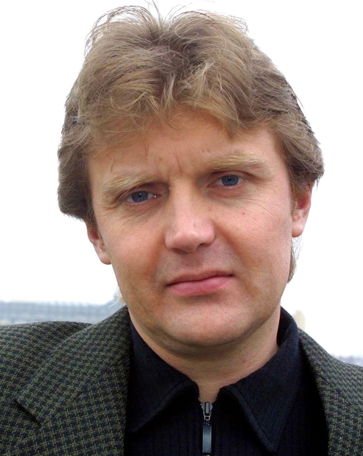 Alexander Litvinenko  (AP/Alistair Fuller)