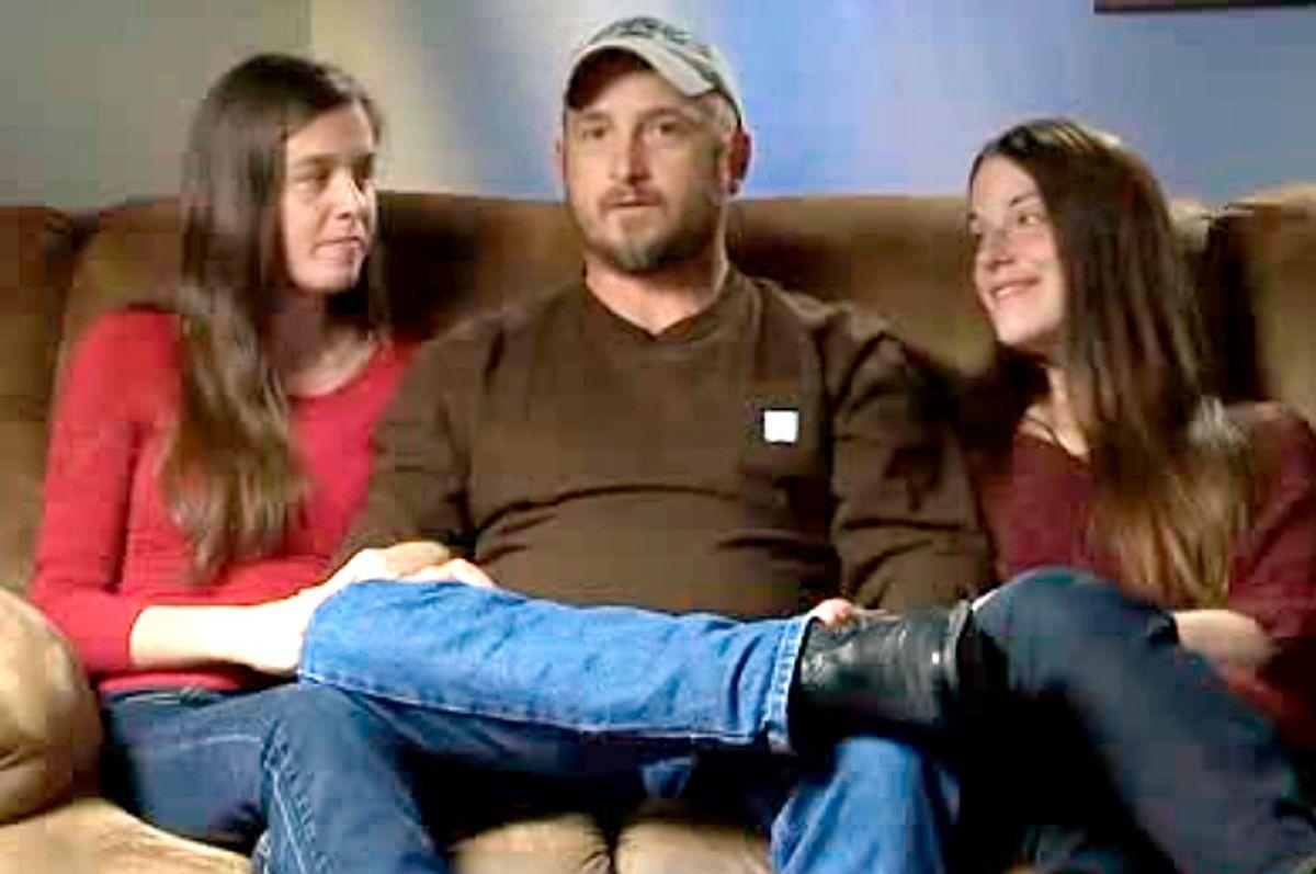 Christine, Nathan and Vicki Collier     (TLC)