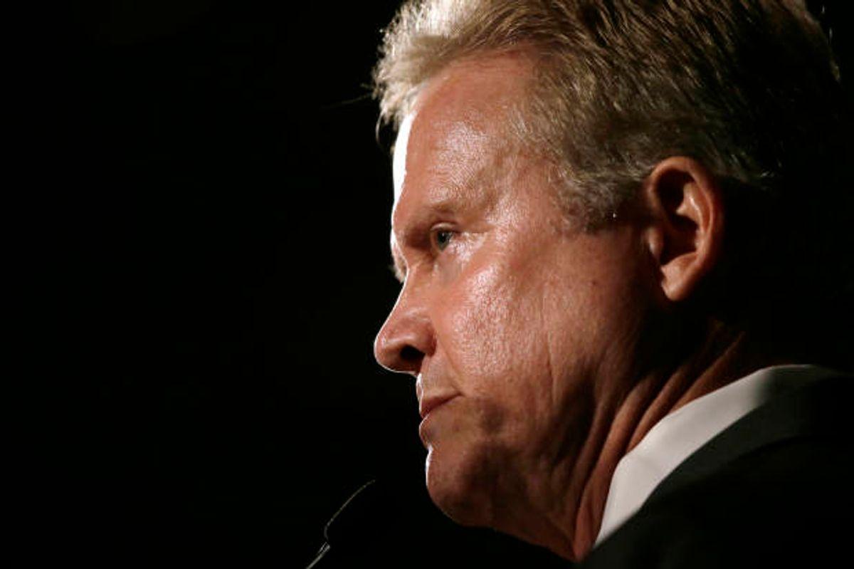 Former Sen. Jim Webb (AP Photo/Charlie Neibergall)