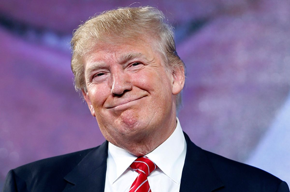 Donald Trump              (AP/John Locher)