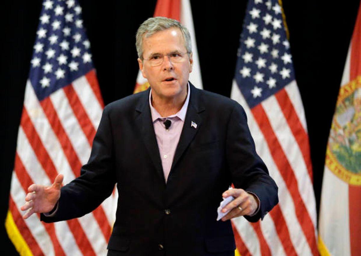 Jeb Bush (AP/John Raoux)