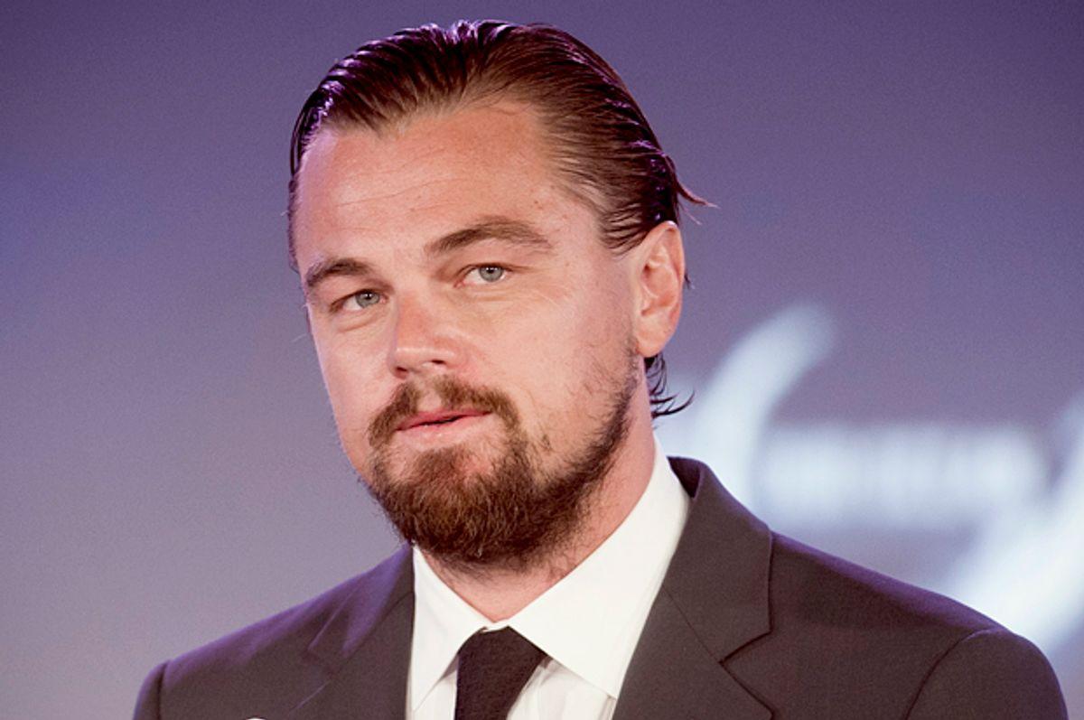 Leonardo DiCaprio       (AP/Cliff Owen)