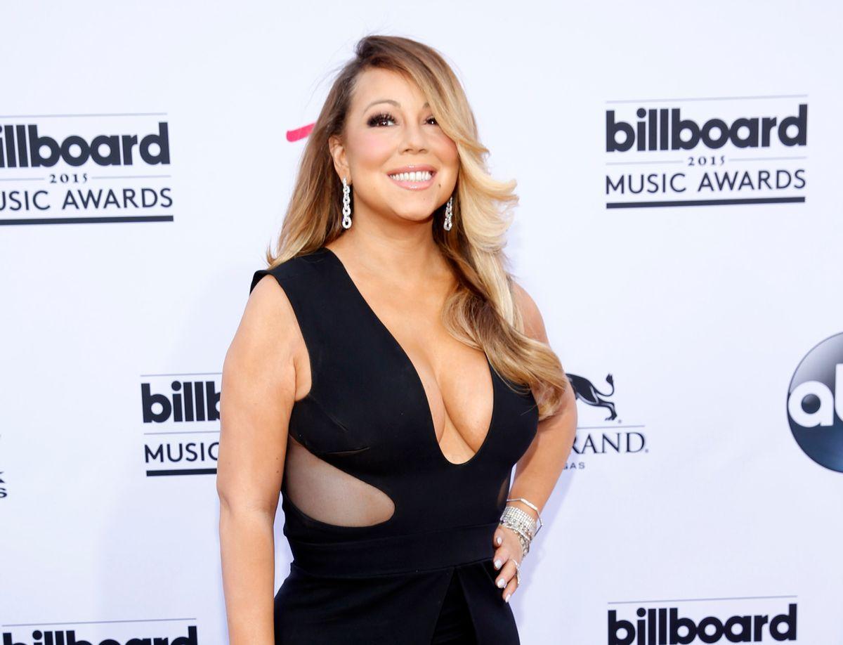 Mariah  Carey (AP/Eric Jamison)