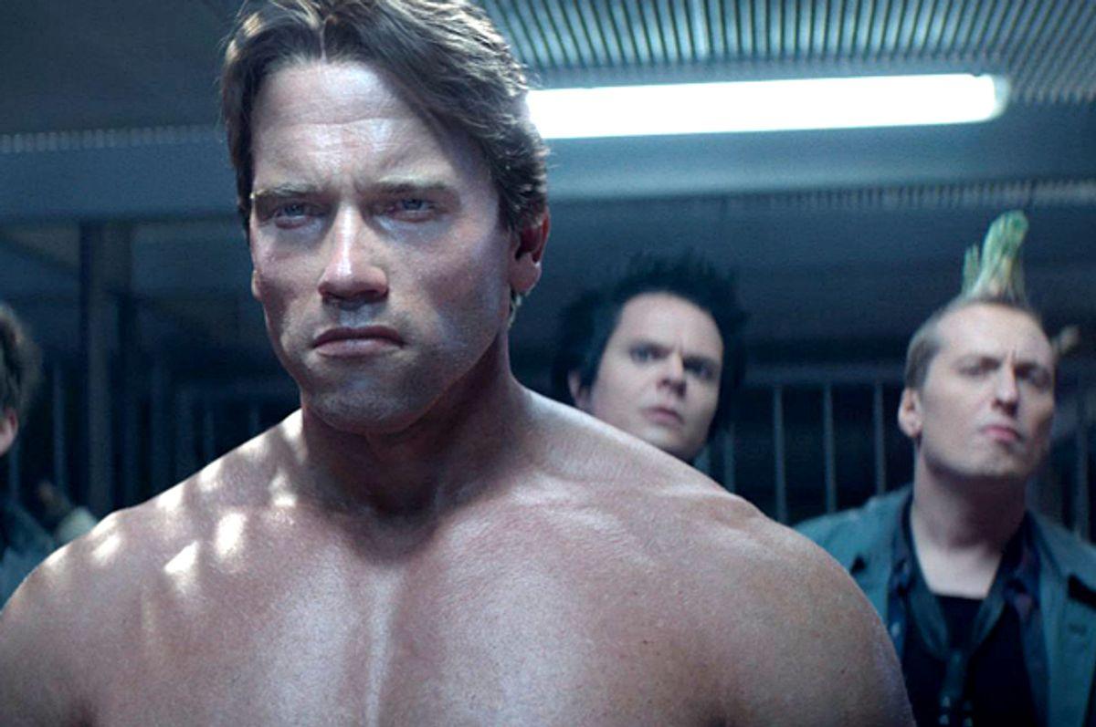 "Arnold Schwarzenegger in ""Terminator Genisys""       (Paramount Pictures)"