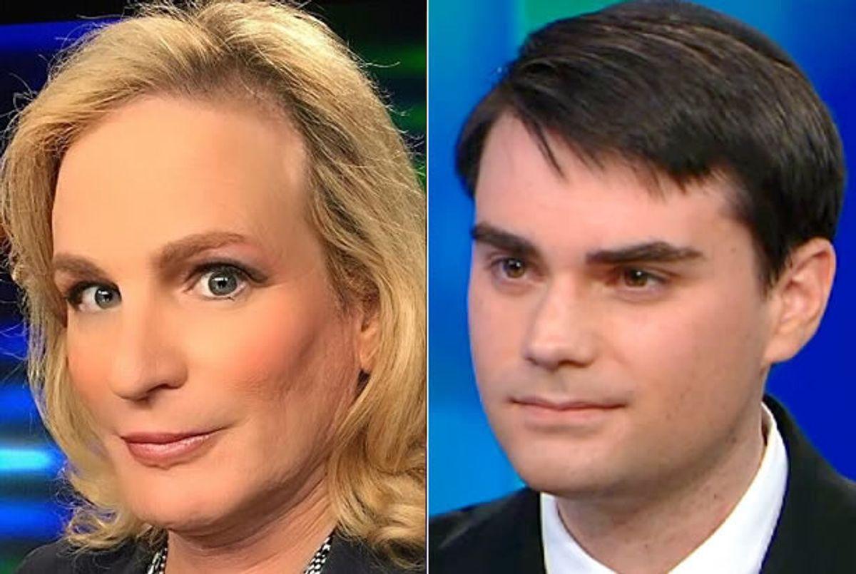 Zoey Tur, Ben Shapiro (Credit: Fox News)