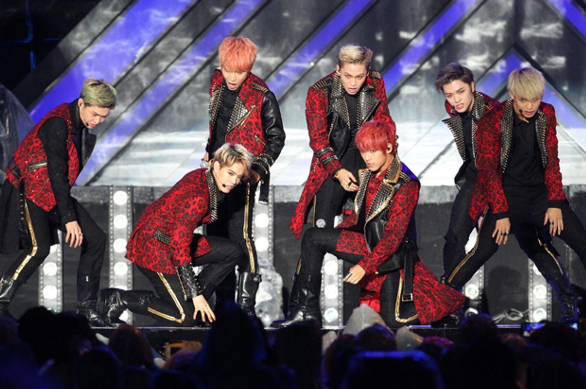 (AP/Ahn Young-joon)