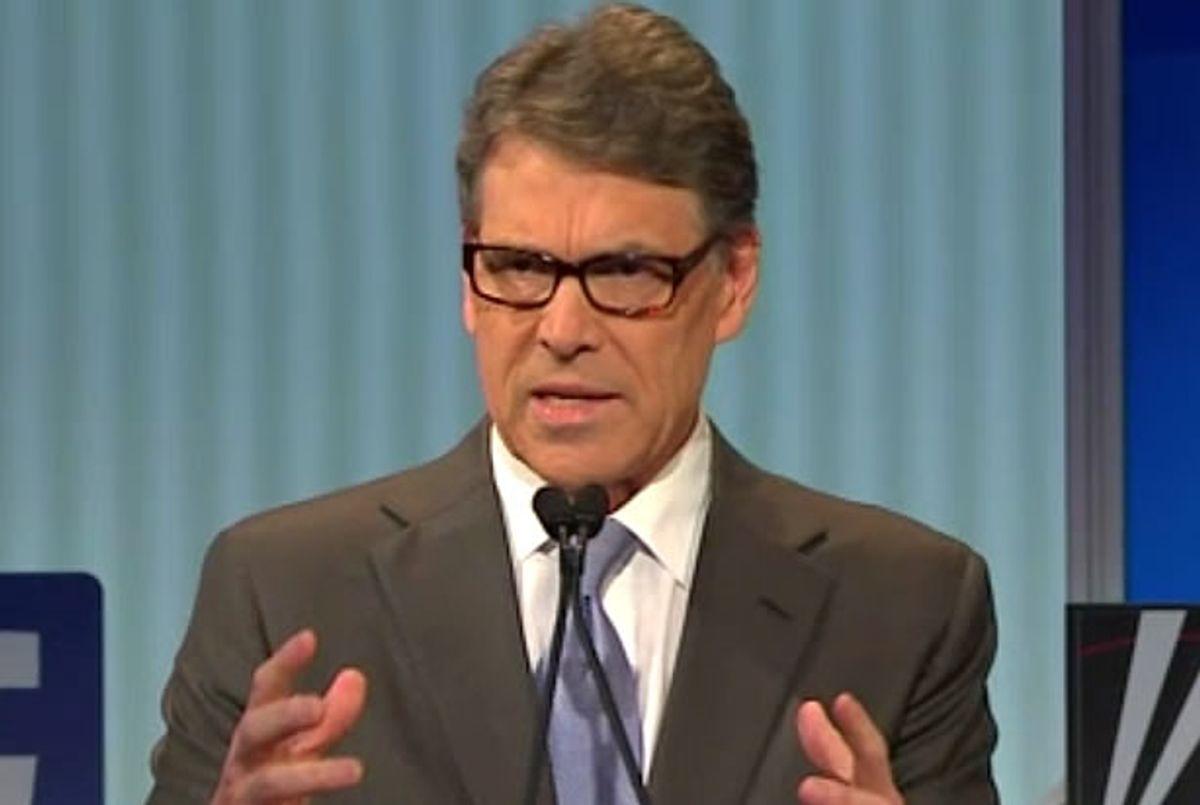 Rick Perry (Credit: Fox News)