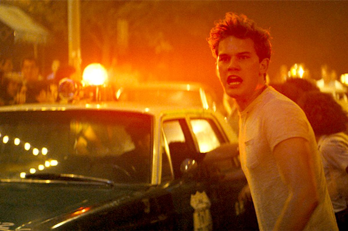 """Jeremy Irvine in """"Stonewall""""    (Roadside Attractions)"""