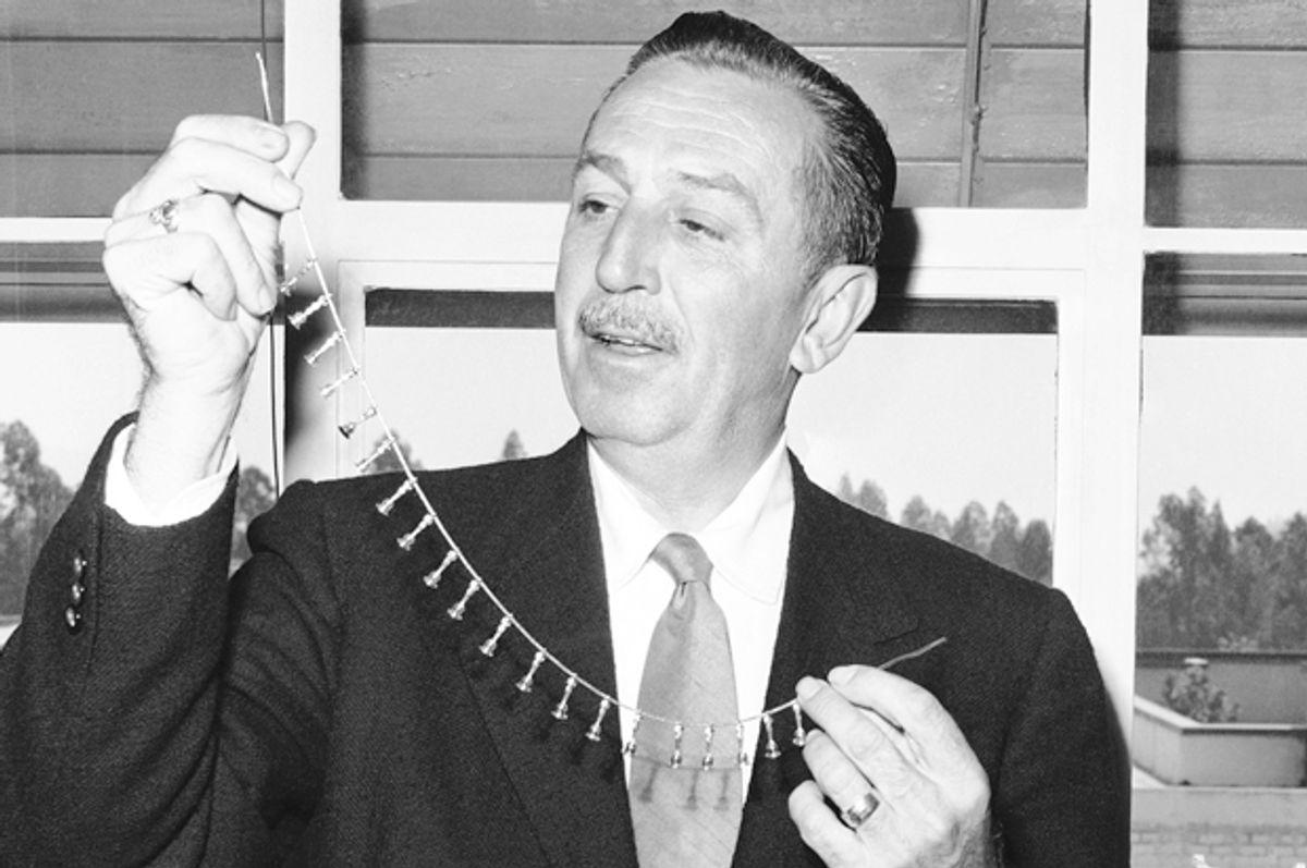 Walt Disney      (AP)