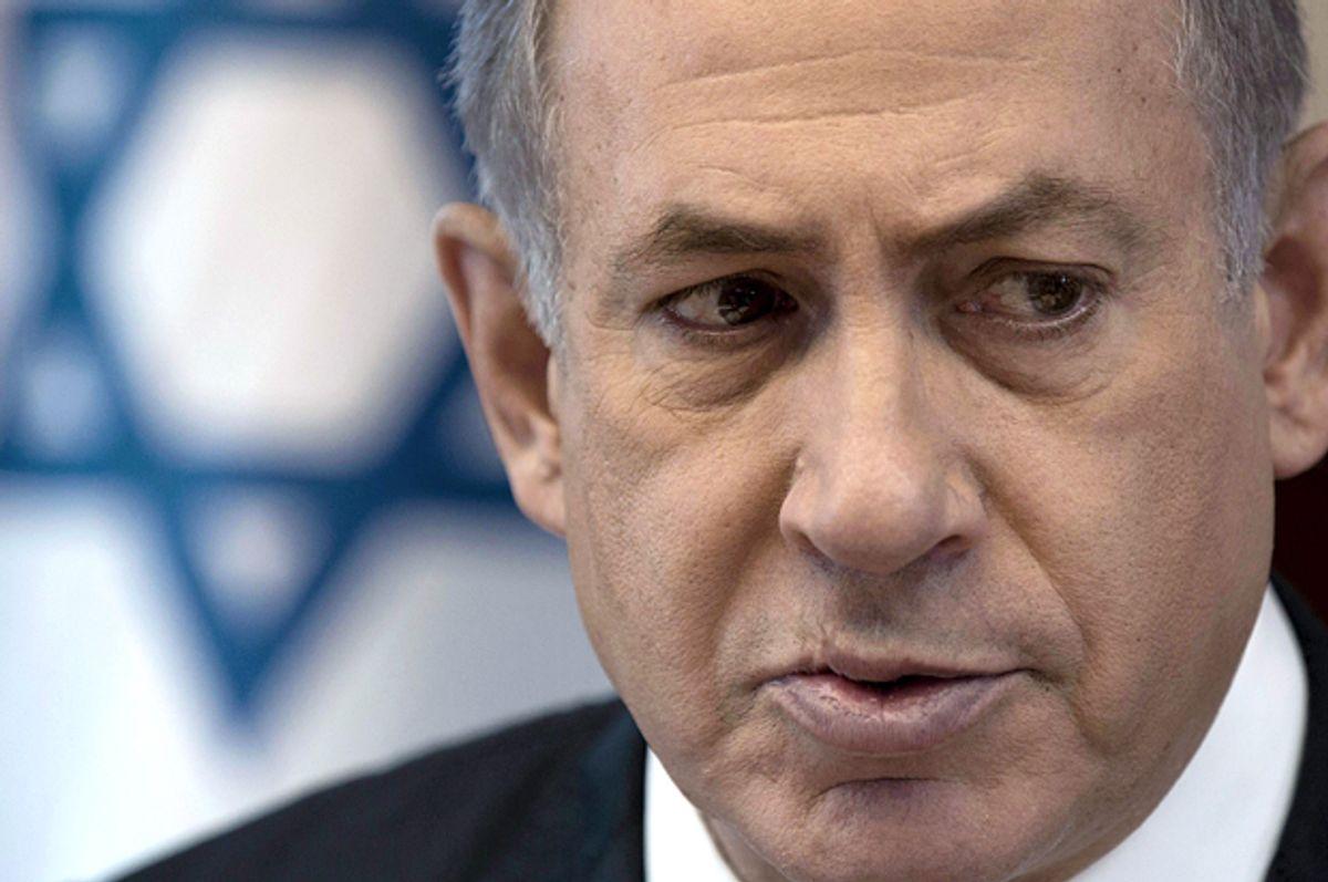 (Reuters/Menahem Kahana)