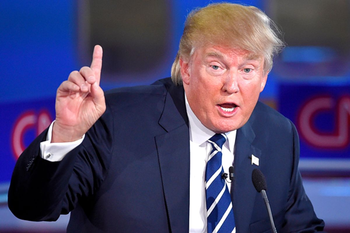 Donald Trump (AP/Mark J. Terrill)
