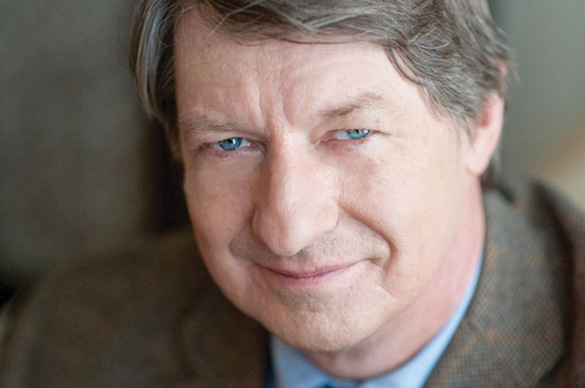 P.J. O'Rourke, conservative pundit and humorist, and former editor of National Lampoon (Independent Institute)