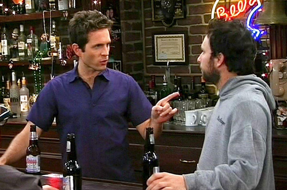 """Glenn Howerton and Charlie Day in """"It's Always Sunny in Philadelphia""""   (FX)"""