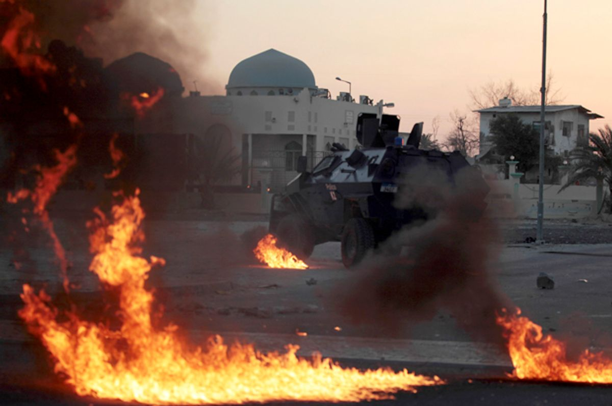 (AP/Hasan Jamali)