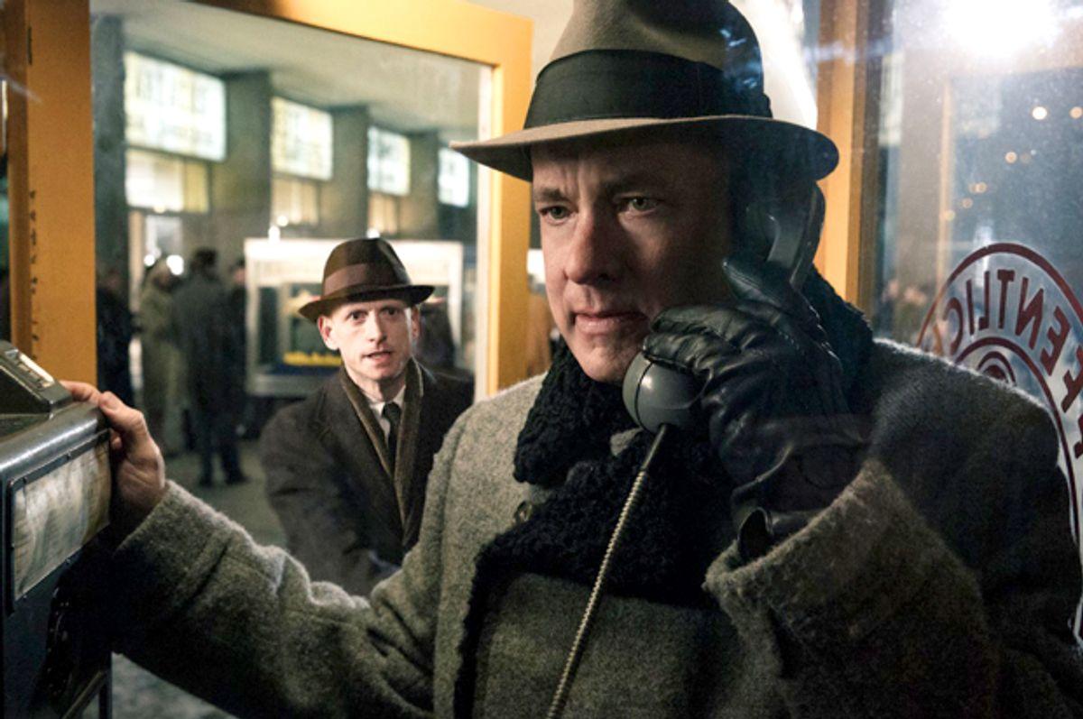 """Tom Hanks in """"Bridge of Spies"""" (Dreamworks)"""