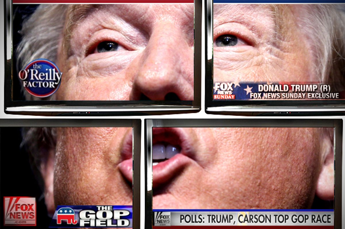 (AP/Charlie Neibergall/Fox News/Salon)
