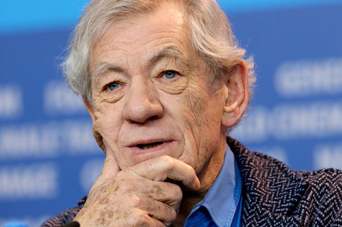 Ian McKellen   (AP/Michael Sohn)