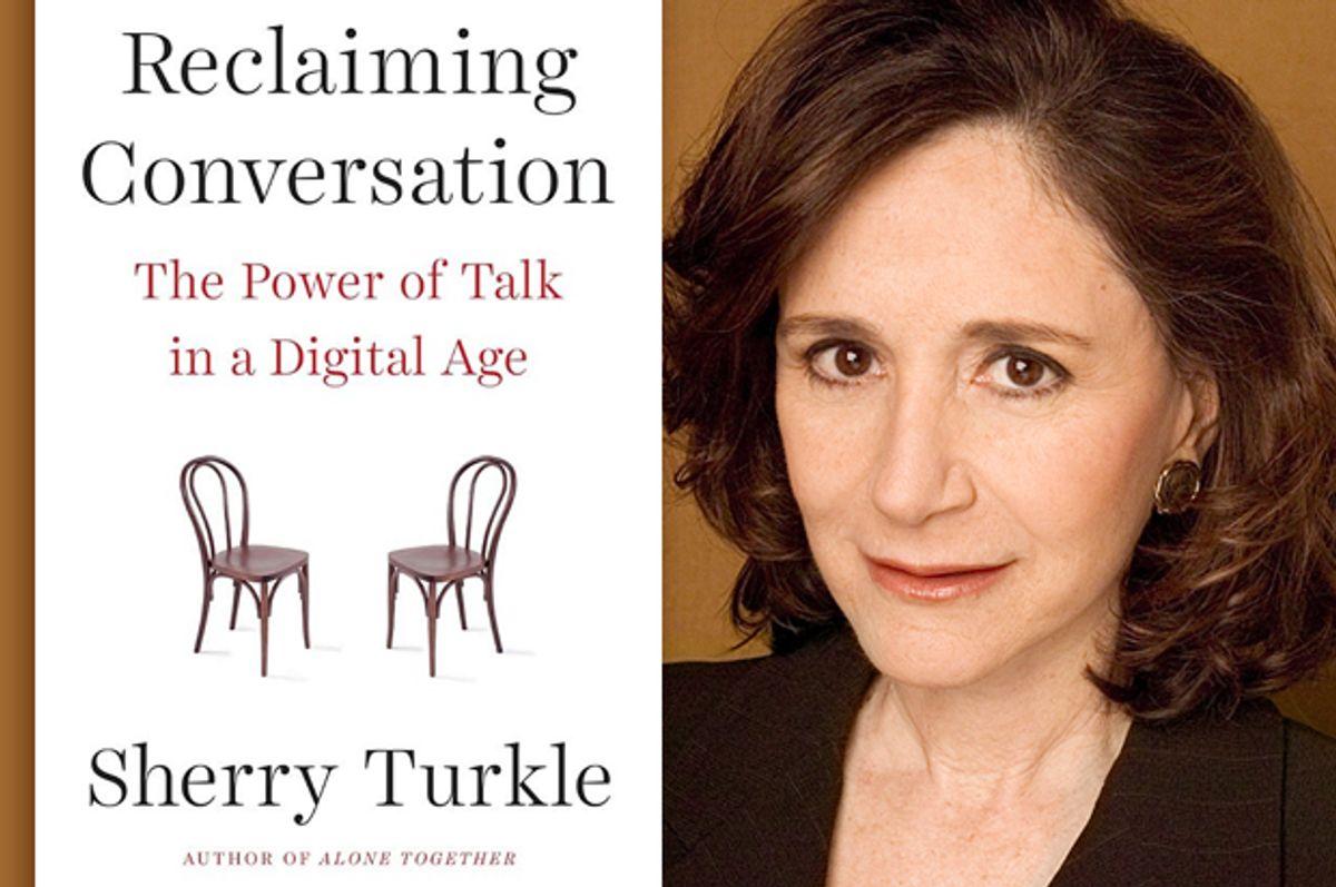 Sherry Turkle   (Penguin Press)