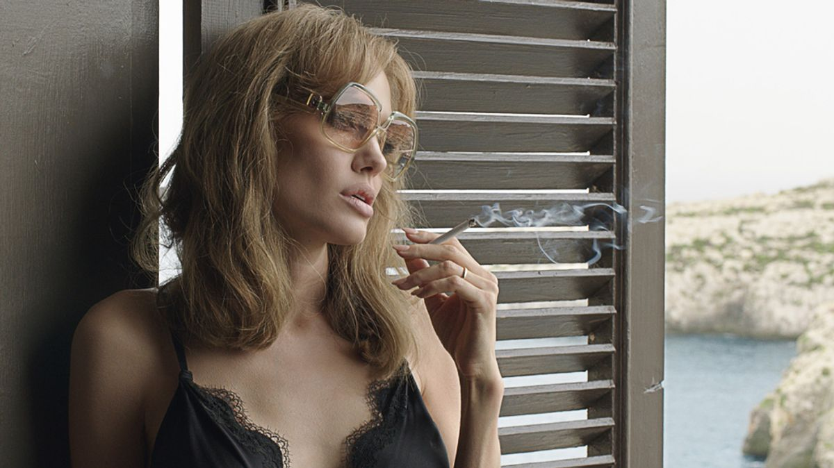 """Angelina Jolie Pitt in """"By the Sea"""" (Universal Pictures)"""