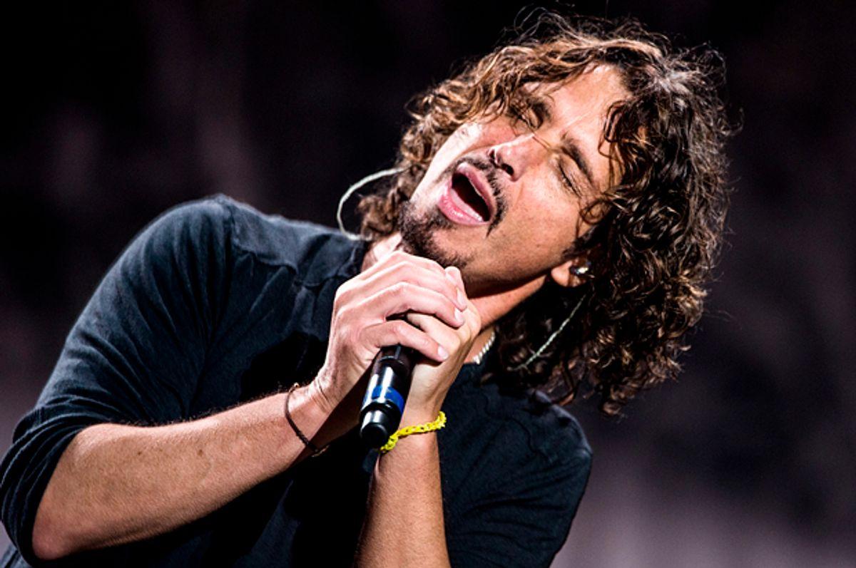 Chris Cornell   (Getty/Buda Mendes)