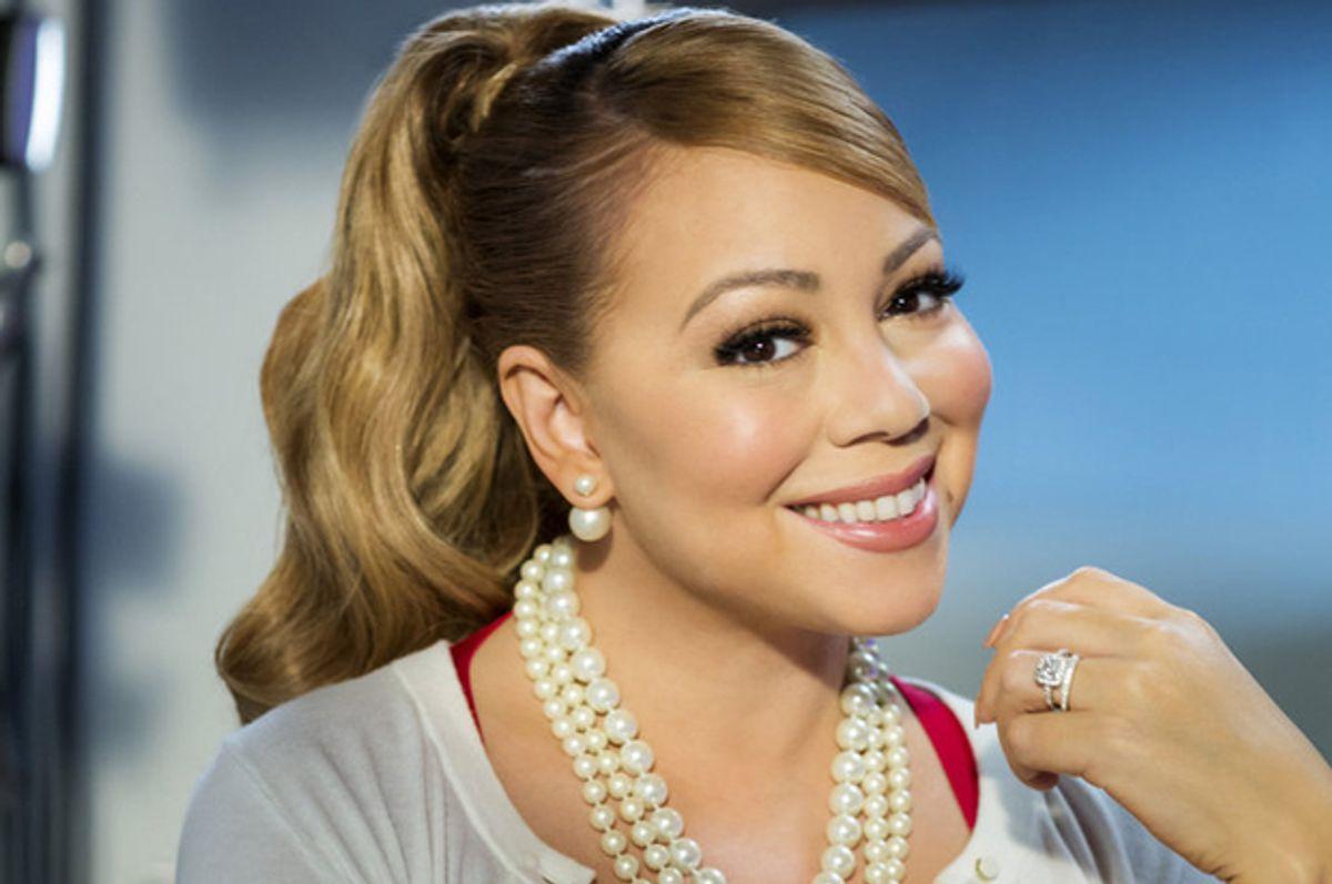 "Mariah Carey in ""A Christmas Melody""   (Hallmark Channel)"