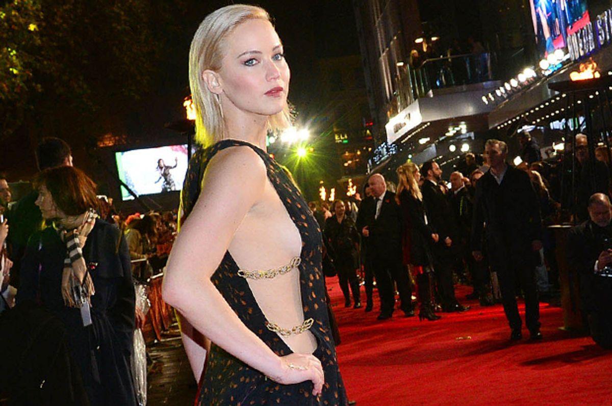 Jennifer Lawrence   (AP/Star Max)
