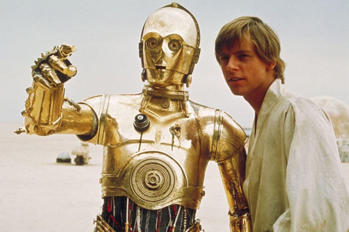 """Mark Hamill in """"Star Wars""""   (Lucasfilm)"""