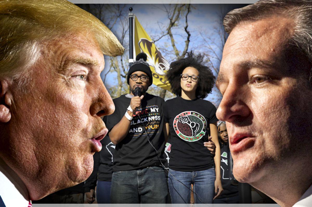 (AP/Reuters/Lucas Jackson/Brian Frank/Jeff Roberson/Photo montage by Salon)
