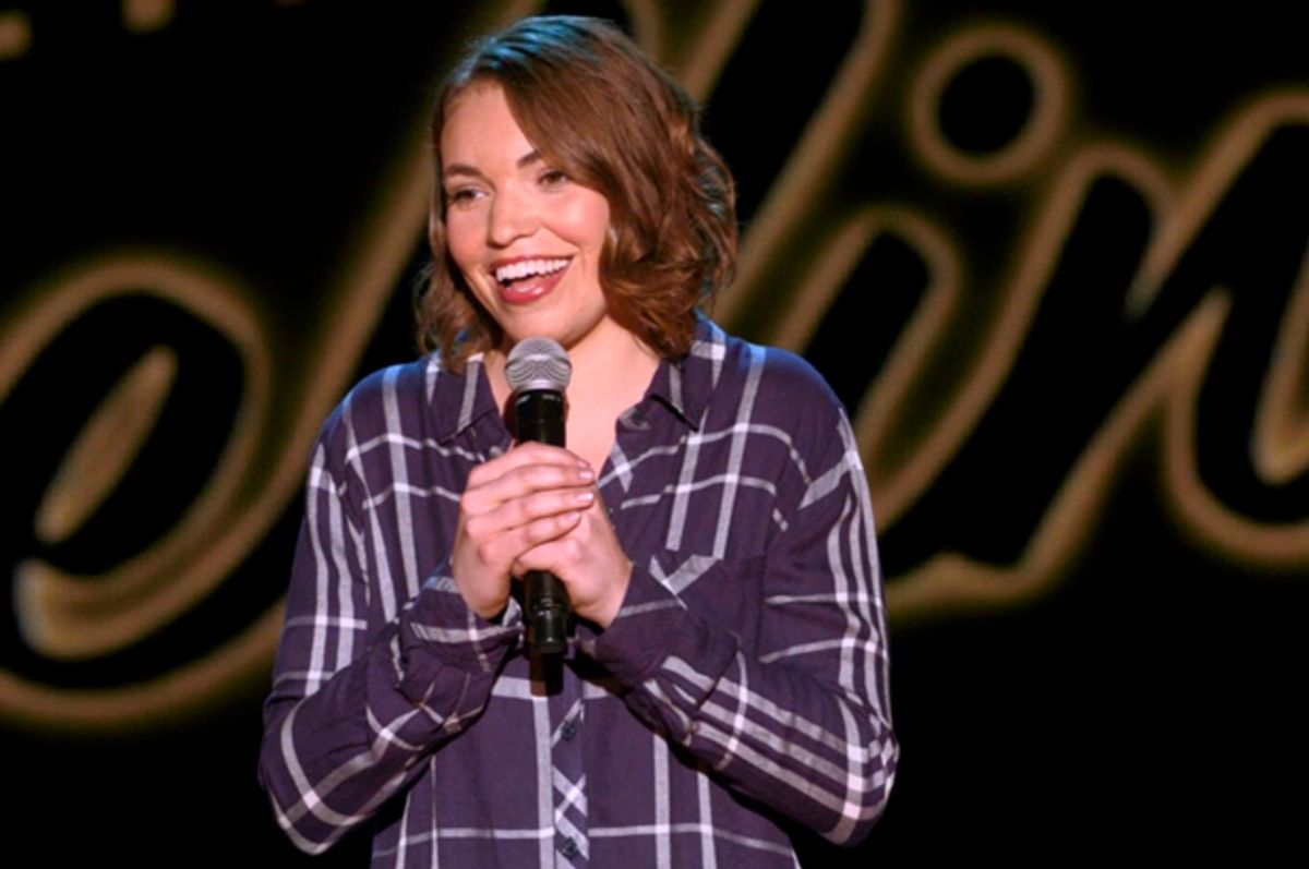 Beth Stelling   (Comedy Central)