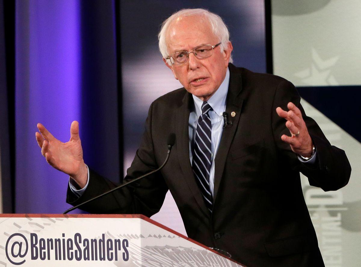 Bernie Sanders (AP Photo/Charlie Neibergall, File) (AP)