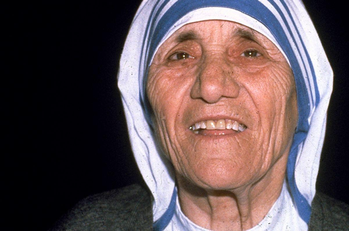 Mother Teresa (AP/Eddie Adams)