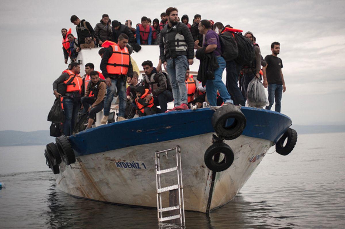 (Reuters/Fotis Plegas G)