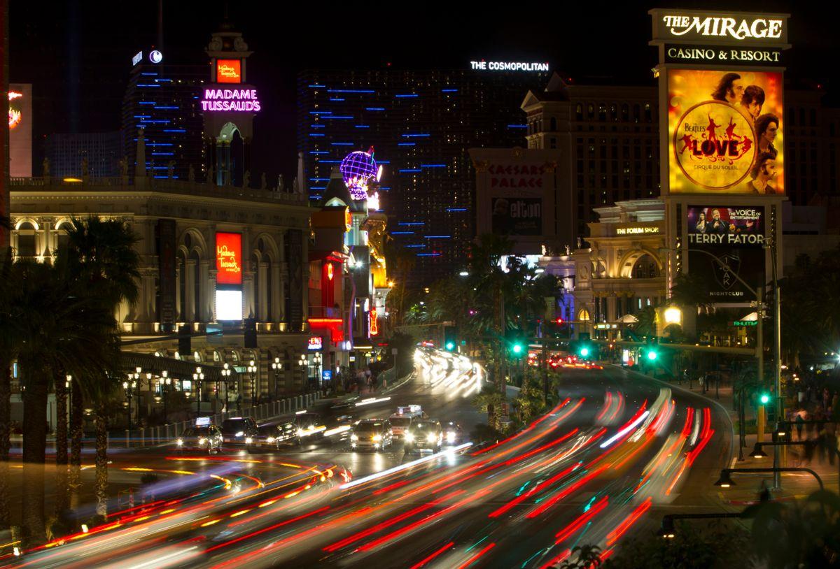 (Steve  Marcus/Las Vegas Sun via AP, File)